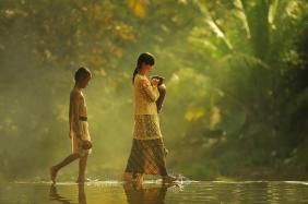 The Walk of life, by Vichaya Pop